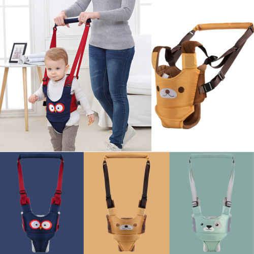 Chodzik dla dzieci pomocnik ręczny maluch dzieci bezpieczne uprząż dla kota asystent paska niemowlę Kid bezpieczne szelki