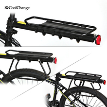 CoolChange Fahrradzubehör Mountainbike Rack Racks Gepäckträger Last 80 KG