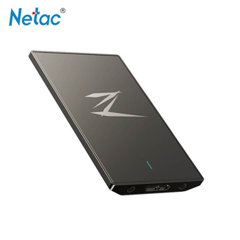 Netac Z1 SSD 128G 256GB 512G msata hdd 2.5 SATA USB 3.0 external Solid State Drive disco duro externo for laptop tablet Mac