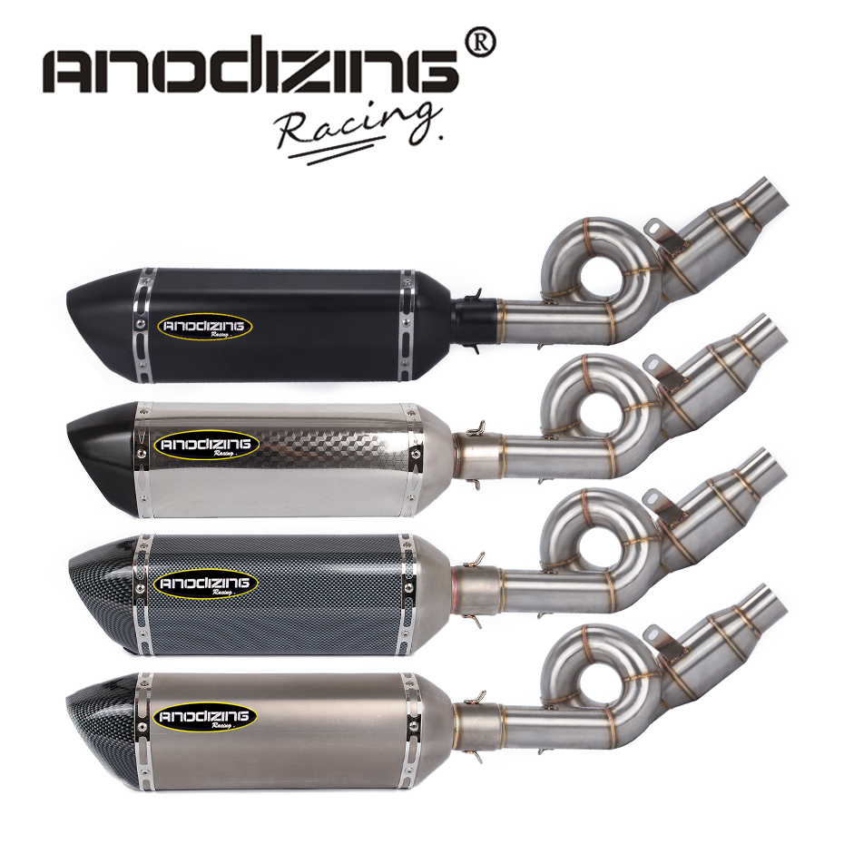 Slip on FOR KAWASAKI Z800 Z 800 2012-2016 Link Pipe Stainless Steel Exhaust Muffler Silence Set Link Middle Pipe bad girls throughout history 100 remarkable women who changed the world