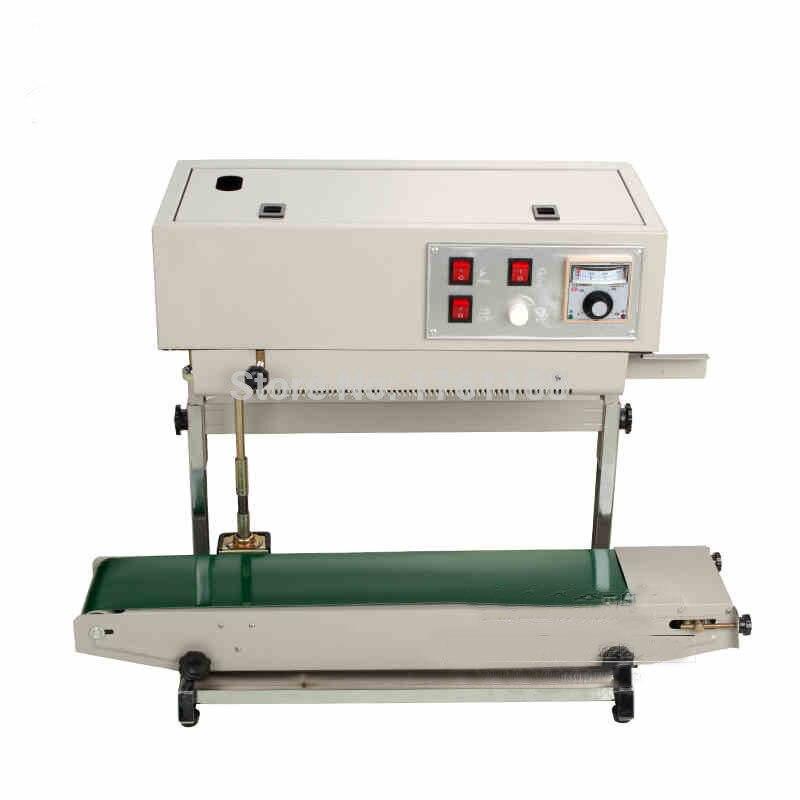 1pc 110/220V FR-900v Vertical sealing machine, plastic bag welding machine, vertical sealer for liquid or paste package