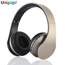 Wireless Headphones Bluetooth Music Headset Stereo foldable