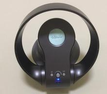 Вентилятор Bladeless с пультом дистанционного управления, без лопастей, домашний прибор, электрический вентилятор воздушного охлаждения, головка встряхивания и синхронизации, Кондиционер