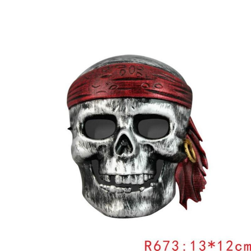 5 unidades nuevo esqueleto personalidad publicado pirata cráneo ...