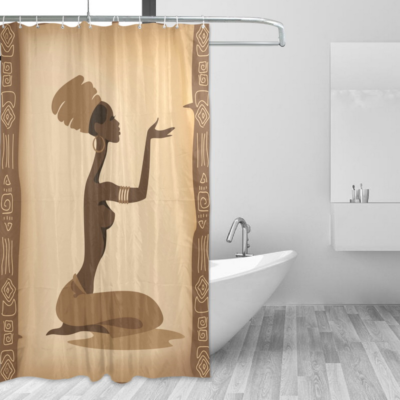 Compare Prices On African Shower Curtain Online Shopping