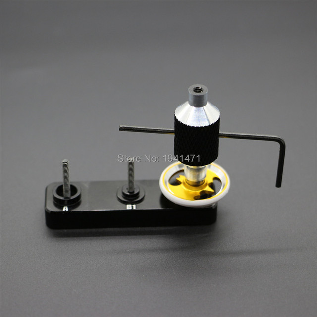 MINI 4WD Tool For Assembling And Removing The Ball Bearing Self-mad Parts Tamiya MINI 4WD Professional Tool J007 1Pcs/lot