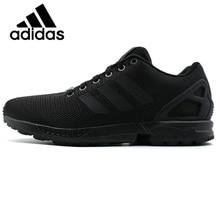 huge selection of 6b6fc c8aff Original oficial Adidas Originals ZX flujo Unisex zapatos de skate  zapatillas de deporte hombres y mujeres