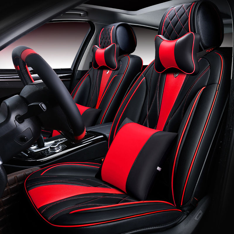 6d styling car seat cover for volkswagen beetle cc eos golf jetta passat tiguan touareg sharan. Black Bedroom Furniture Sets. Home Design Ideas