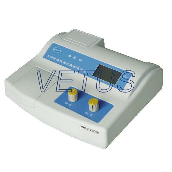 High precision circuit system WGZ 200 protable turbidimeter Turbidity Meter