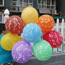 Music Themed Balloons
