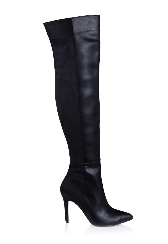 Longues Beige Sole Tissu Femmes Bottes Black Talons Stretch Pointu Éclair Fermeture Sexy D'hiver Sur Bout Stiletto Haute Mode black Haut Chaussures Genou De Cuisse Blue Pompe a0TBqgTw