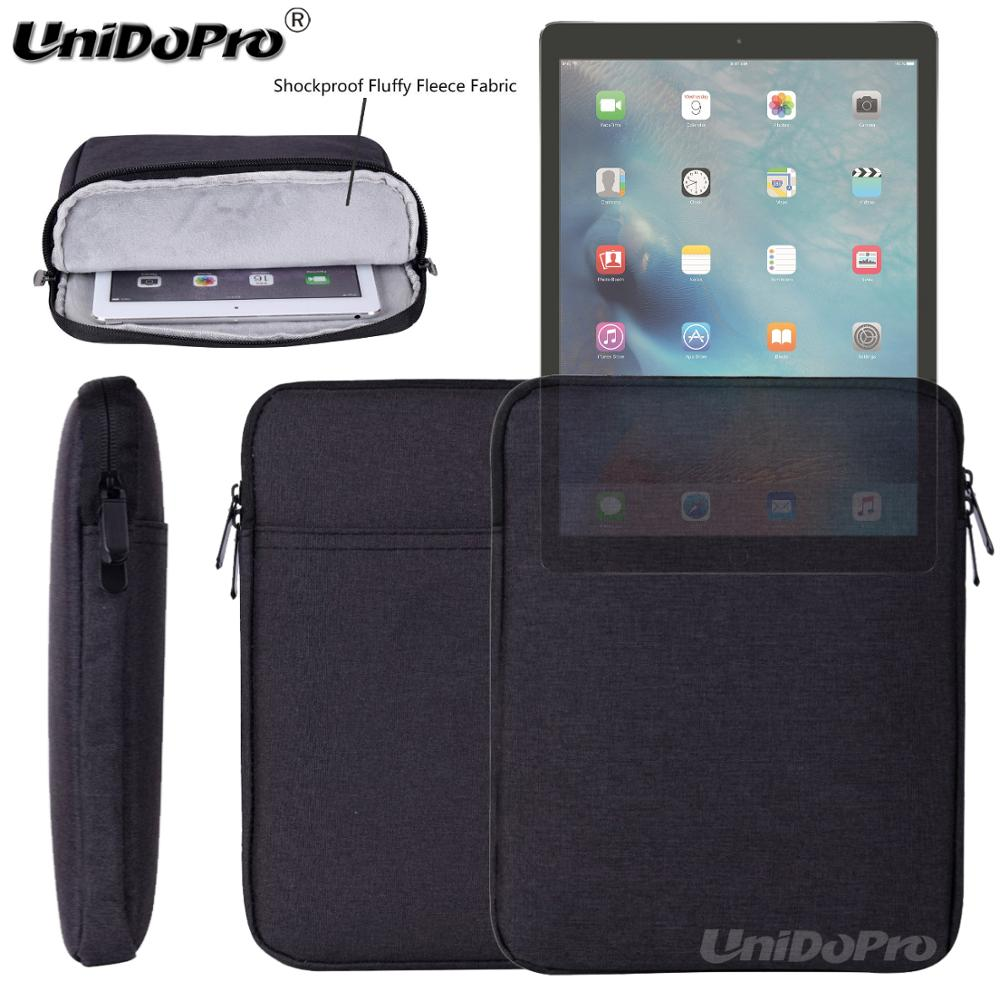 Portable Waterproof Pouch Case for iPad Mini 4 3 2 1 Series 7.9-inch Tablet Protective Travel Sleeve Zipper Bag Cover canvas bohemian design tablet pc bag laptop case sleeve soft bag cover for case for ipad mini 1 2 protective pouch for 7 9 inch