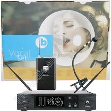 MICWL UHF QLX беспроводной инструмент микрофон клип микрофонная система для Beta98 музыкальный инструмент гитара саксофон сценическое представление