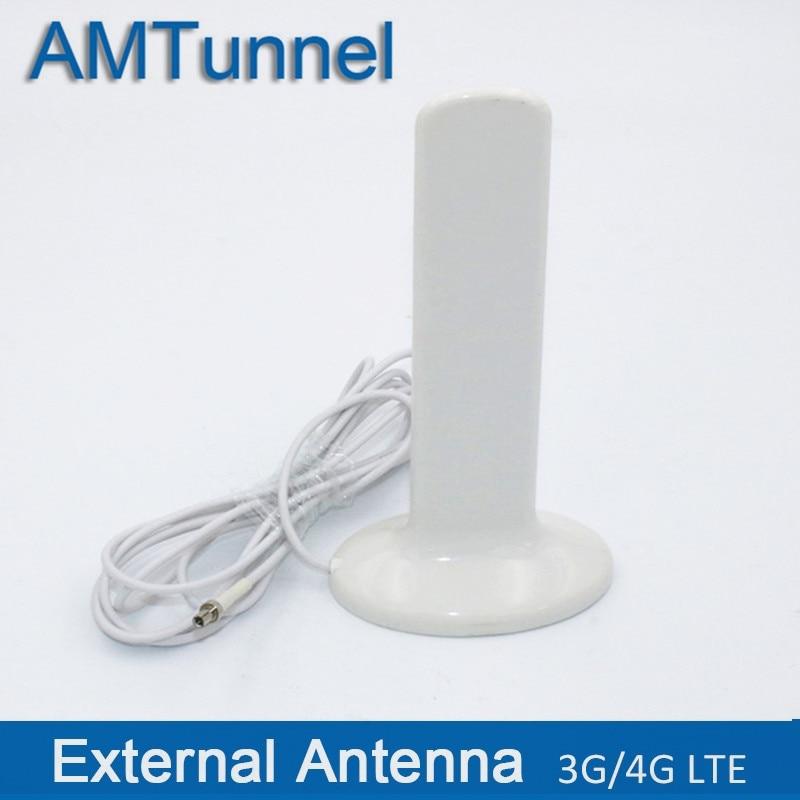 4G LTE antenne 3G 4G antenne 30Dbi router externe antenne mit TS9 für Huawei Router Modem für outdoor indoor verwenden