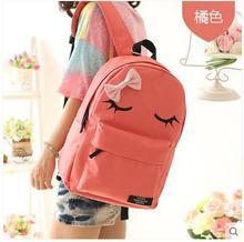 Ткань оксфорд студент сумка сумка женский Японский и Корейский версия рюкзак прилив колледж ветер свежие и свежие