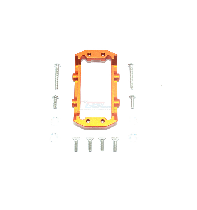 US $25 2 30% OFF|GPM RC Car Spare Parts Upgrade CNC Aluminum Alloy Servo  Mount Servo Seat TAMIYA T3 01 NEW-in Parts & Accessories from Toys &  Hobbies