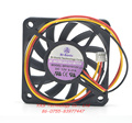 BP601012H dc12V 0.21A 6 CM 6010 3 cables del ventilador de refrigeración