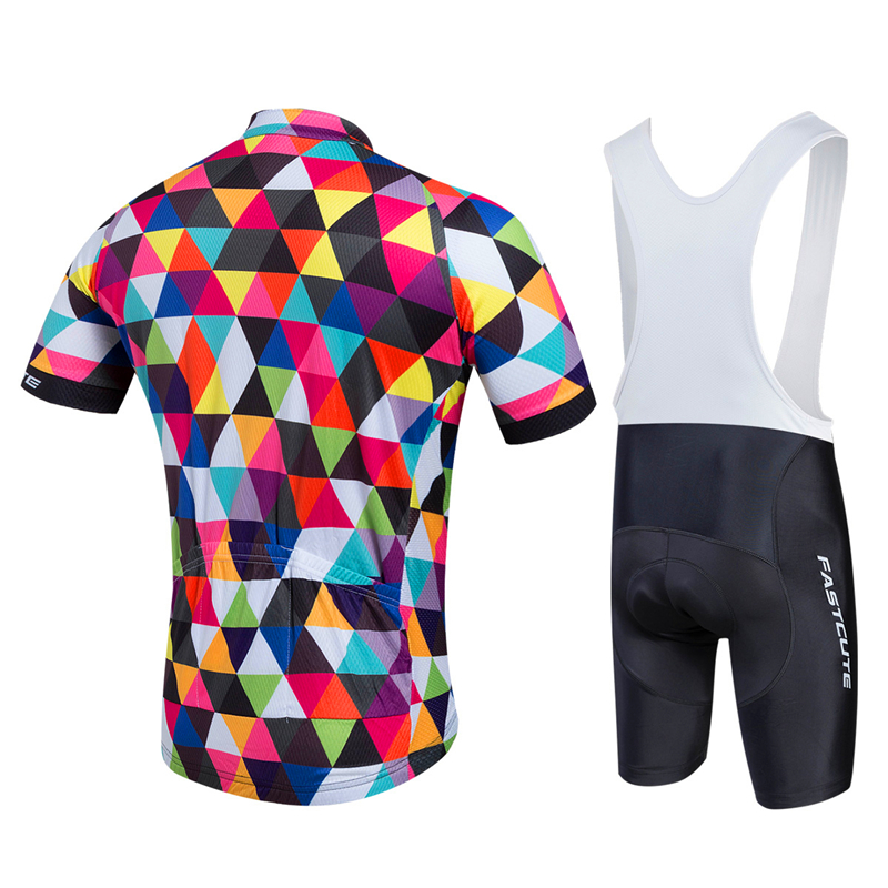 FUALRNY Maillot Rock Bicycle Cycling uniform MTB Cycling Clothing Ropa  Ciclismo Bike Clothing Race Cycling Jersey-in Cycling Sets from Sports ... e3e688e7b