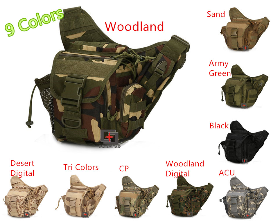 Multicum Tactical Military Molle Thigh Bag Camouflage Travel Bag Outdoor Sports Bag Mens Camping Hiking Travel Leg Bag famous brand 40l outdoor sports military molle tactical travel backpack bags for walking and hiking camping backpacks bag