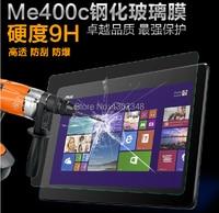 9 H Hardheid Anti Shatter Gehard Glas Screen Protector Film Explosieveilige Guard Voor Asus VivoTab Smart ME400C ME400CL 10.1