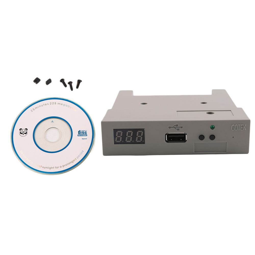 "High Quality DC 5V 3.5"" 1000 Floppy Disk Drive USB ..."