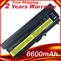 7800mAh Laptop Battery For Lenovo ThinkPad T410 T410i T420 T510 T510i T520 T520i SL510 9cell