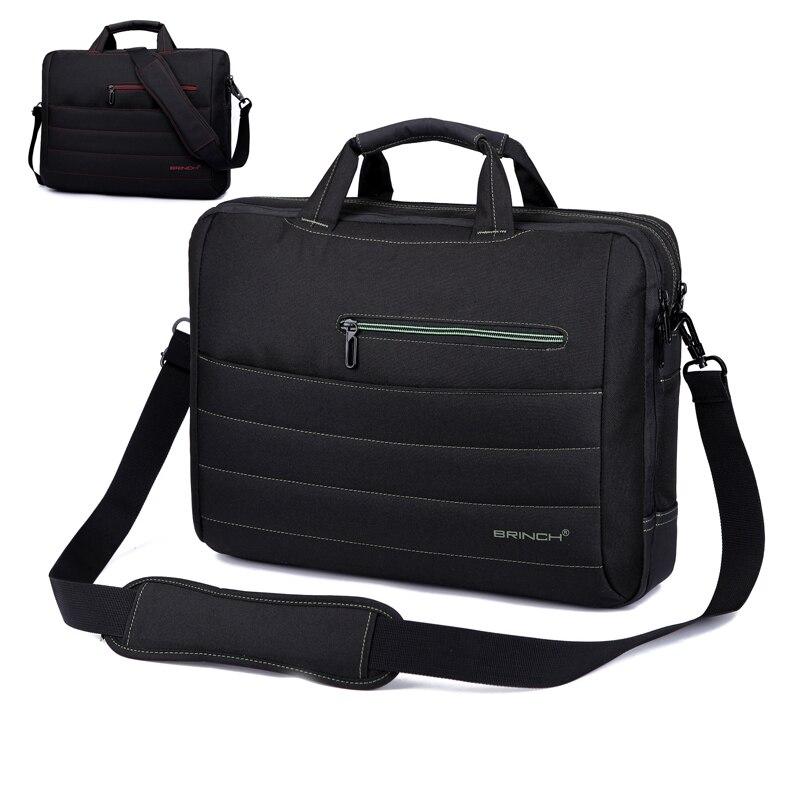 2019 New Brand Big Capacity15 15.4 15.6 17 17.3 Inch Laptop Shoulder Bag Notebook Handbag Bag For Macbook  Air PRO Retina Hp Man
