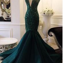 Lisong Sparkle Dark Mermaid Prom Dresses 2018 Party Dress. US  130.66    piece Free Shipping 3c068ff91615