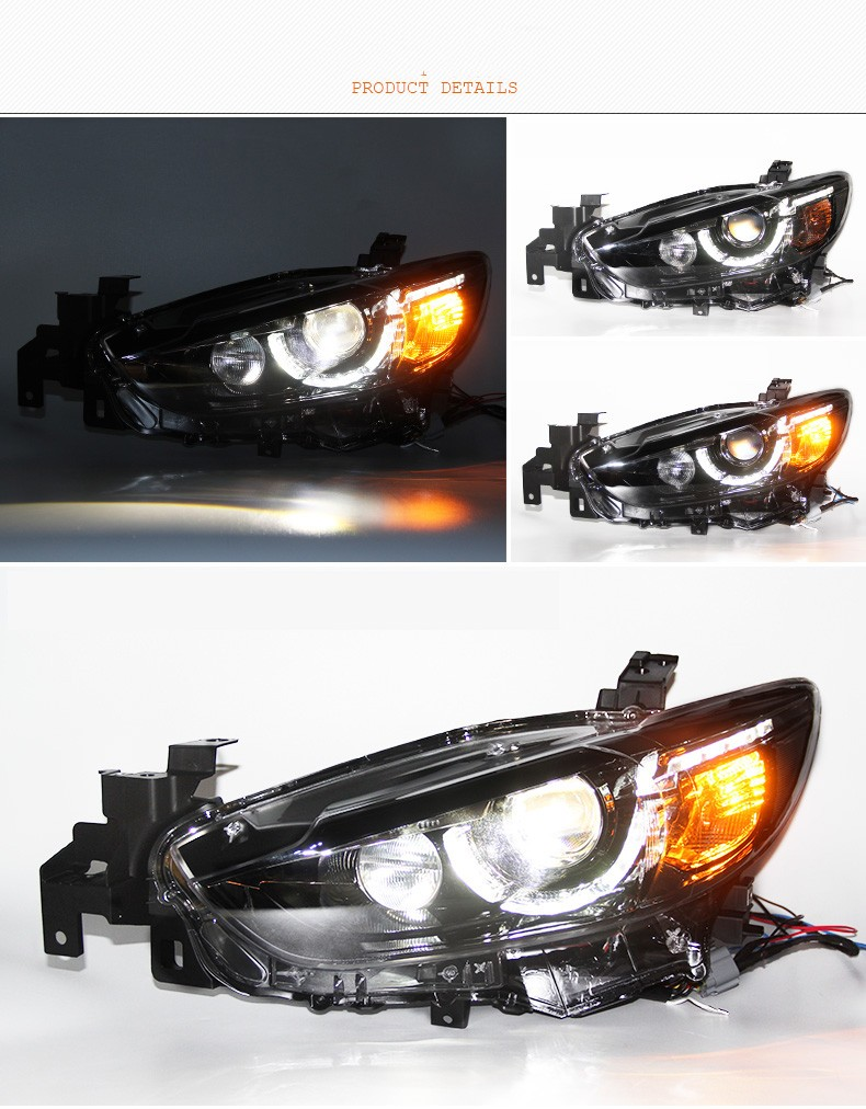 Double Accessories Car HID 5
