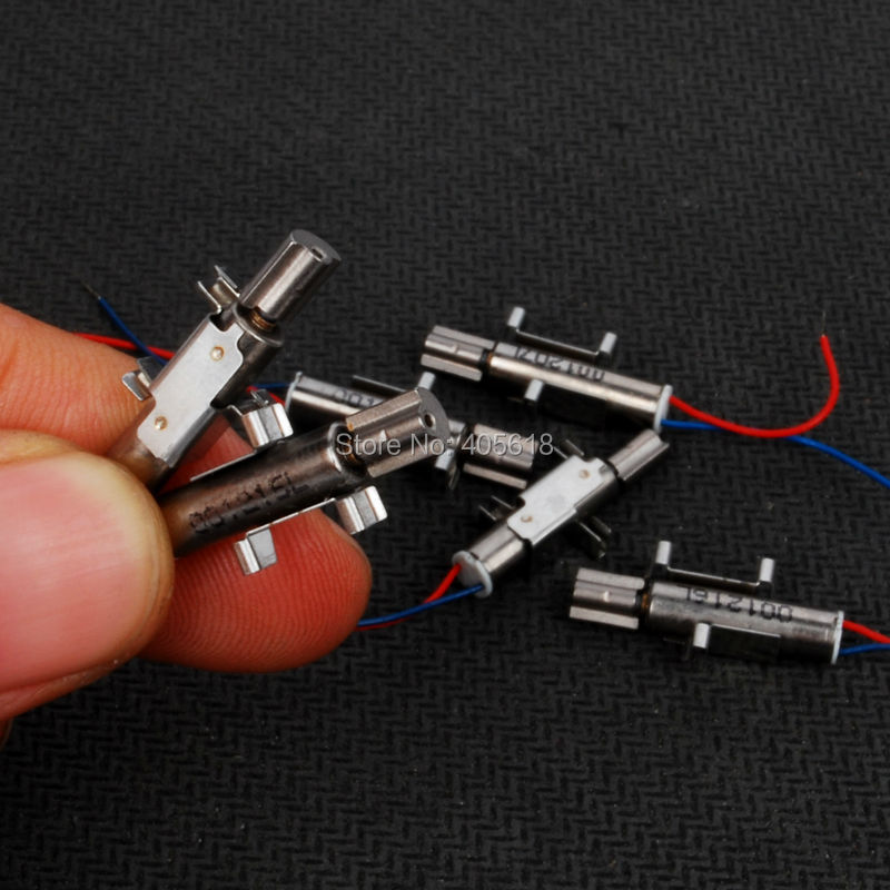 50pcs size <font><b>4</b></font>*14MM Extra Micro <font><b>Coreless</b></font> <font><b>Motor</b></font> <font><b>vibration</b></font> <font><b>motor</b></font> voltage1.5- 3V dc Voltage: 1.5 V Current: 0.1 A