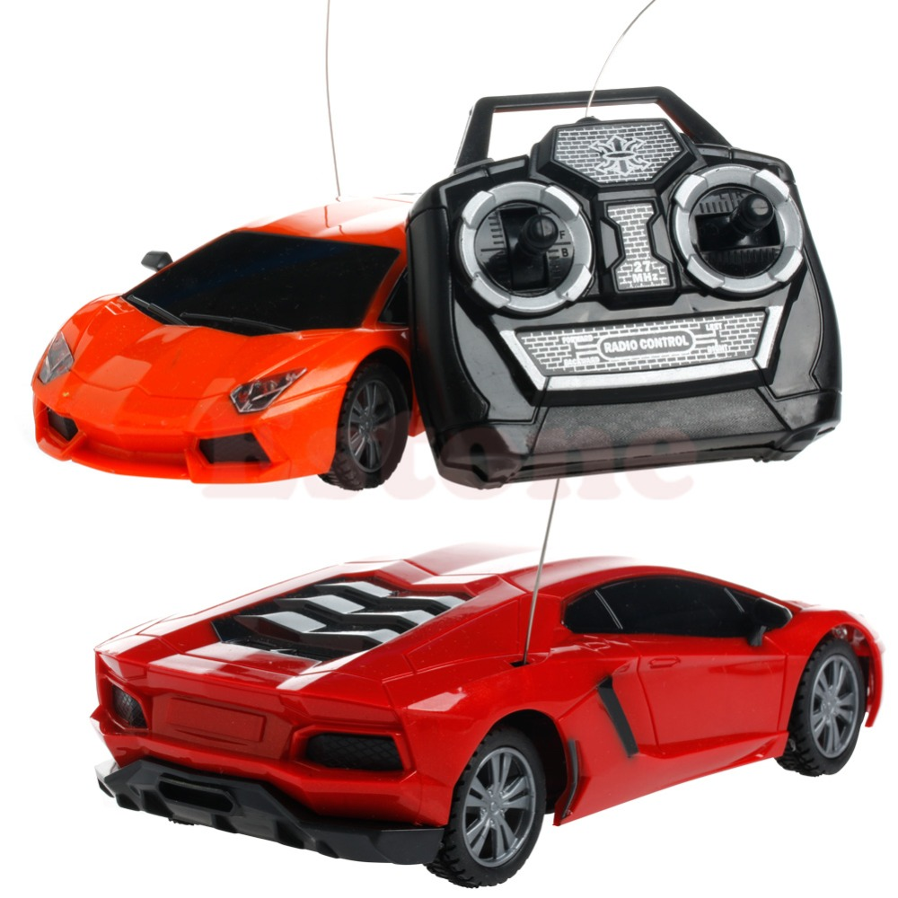 1:24 Drift Speed Radio Remote control RC RTR Truck Racing Car kids Toy Xmas Gift