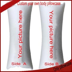 Image 1 - Housse doreiller personnalisée, taie doreiller personnalisée, avec votre propre corps
