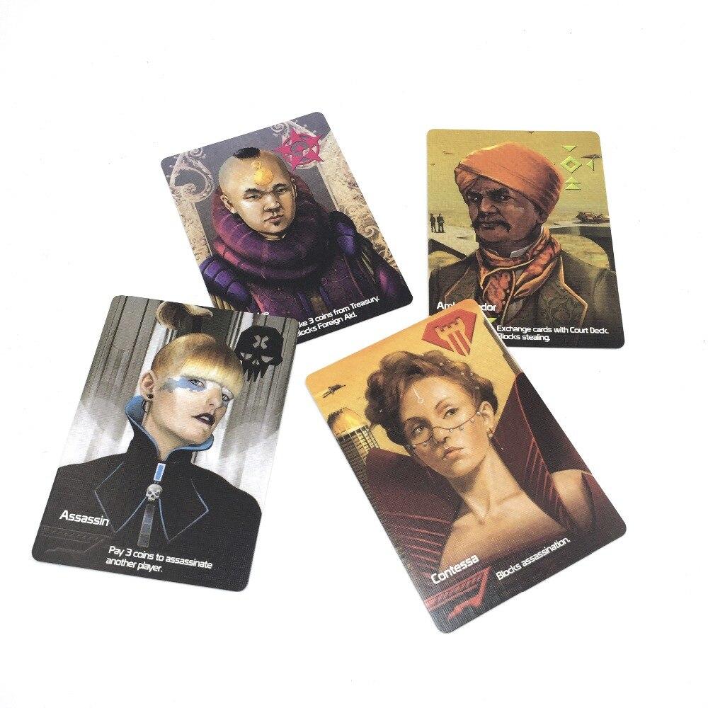2020 yüksek kaliteli darbe oyunu tam İngilizce sürüm parti aile için kurulu oyun kartı oyunları