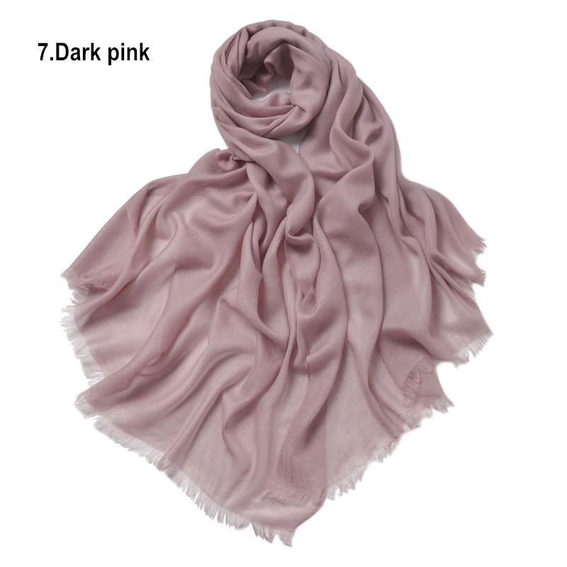 7. Dark pink
