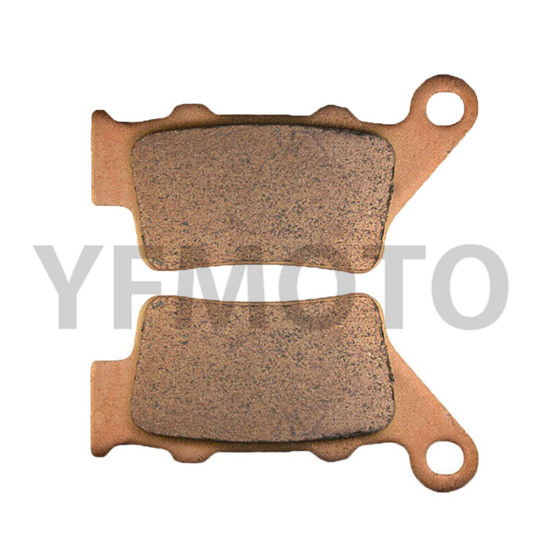 NEW Motorcycle Rear Brake Pads Kit For KTM EXC/EGS 200 SX250 EGS300 EXC300 MXC300 SX300 EXC350 LC4 EXC350/SX 360 EXC380/SX 380 motorcycle front and rear brake pads for ktm exc egs exe lc2 125 1994 2003 black brake disc pad