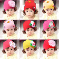 Hot Baby Princess Girl Hat Cap Fashion Infant Cute Baby Girls Spring Autumn Winter Beanie Hats Caps With Wigs Headwear Hair Wear