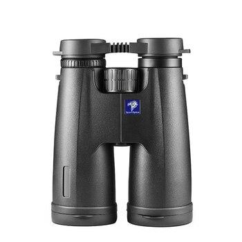 Compact 12x50 Binocular Telescope Black HD Waterproof lll Night Vision Portable Outdoor Camping Hunting Bird-watching Binoculars