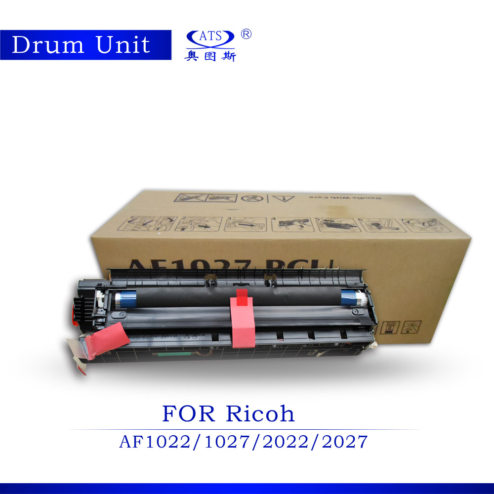 AF 1027 PCU Photocopy machine Drum Unit Compatible for Ricoh Aficio AF1022 AF1027 AF2022 AF2027 AF2037 Copier Parts 2pcs high quality new arrival copier spare parts driver board for minolta di 220 photocopy machine part di220