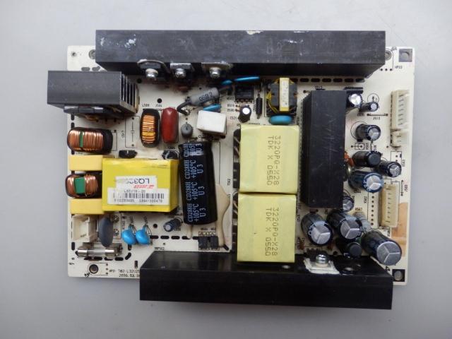 100% Tested 782-L32U25-2000 Power Board lc 37t25 lc42t17lc 37t7 37t18 42t18 frequency board 782 lyt25 550d