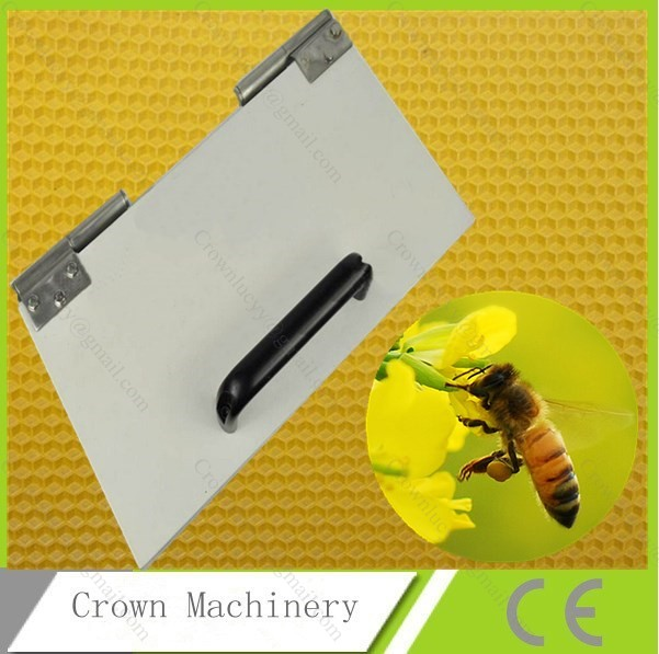 200 420mm Hand Pressure Casting Mold Embossing Beeswax Foundation Machine