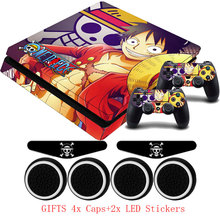 One Piece PS4 Slim Console Protective Skin