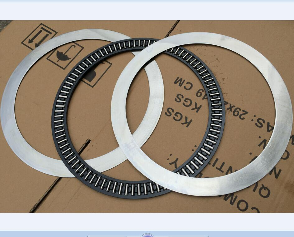 Thrust Needle Roller Bearing With Two Washers    SIZE:internal Diameter 222mm, External Diameter270mm, Thickness 7MM