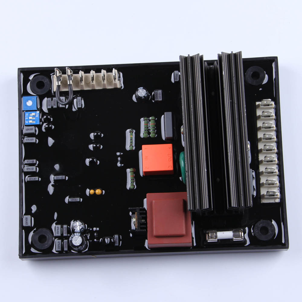 Electronic integrated Circuit development Board WT-3 Generator AVR Automatic voltage regulator genset parts alternator module цена