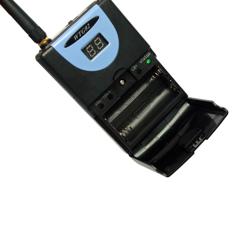 Sistem Panduan Wisata TP-WIRELESS untuk Pengajaran, Perjalanan, - Audio dan video portabel - Foto 3