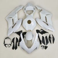 Unpainted ABS Fairing Body work Set For Honda CBR1000RR CBR 1000RR 2004 2005