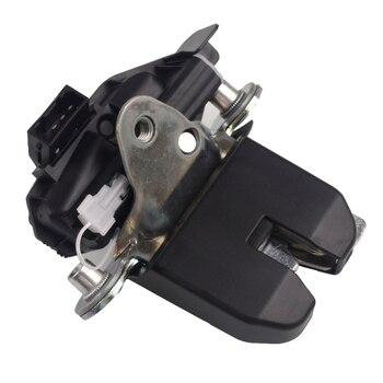 Actionneur de verrouillage du couvercle de coffre arrière pour Skoda Fabia Roomster 5J0827501 D F