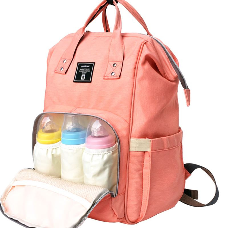 MummyBaby Diaper Bag Maternity Nappy Bag Travel Backpack Large Capacity Baby Care Changing Bag Mother Nursing Wet Bags Organizer insular 2017 new arrival fashion bohemian style mother bag baby nappy bags large capacity maternity mummy diaper bag 5pcs set