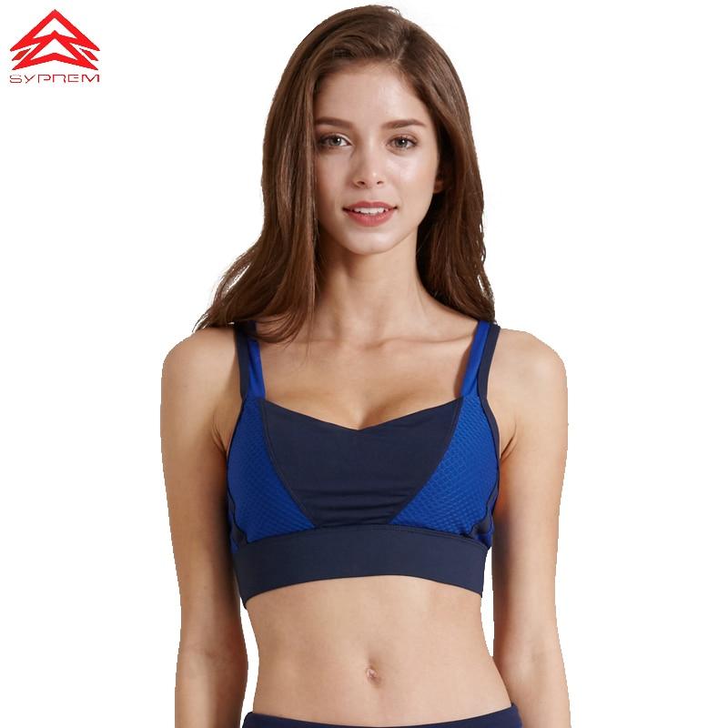 SYPREM sportswear 2017 New Style sport bra athletic Push Up font b Yoga b font Bras