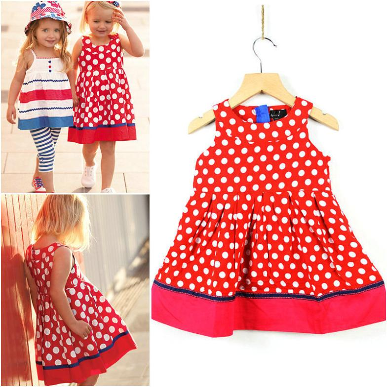 cotton baby girl cotton dress 2015 summer new designs long dresses for kids 2 7 baby girl dress designs