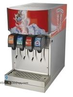 Cola flavored concentrated syrup soda fountain machine/coke fountain dispenser